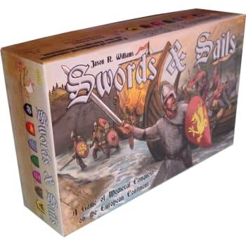 Swords & Sails Base Game