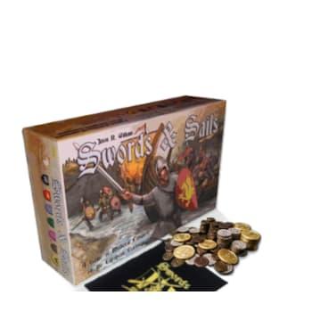Swords & Sails: Knight's Bundle