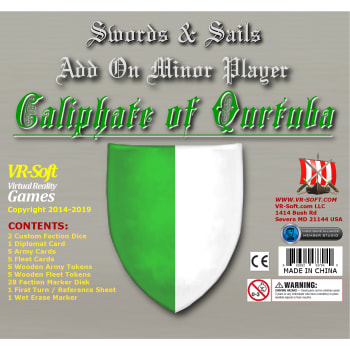 Swords & Sails: Caliphate of Qurtuba Minor Player Add-On