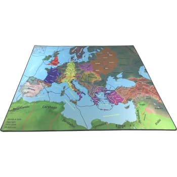 Swords & Sails: Extra Large 48'' x 36'' Neoprene Game Map