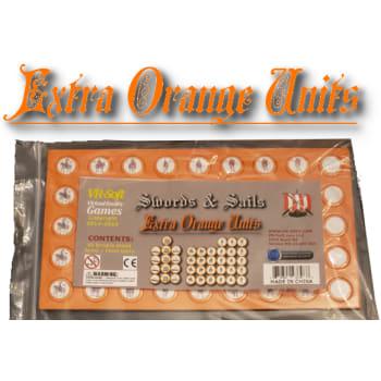 Swords & Sails: Extra Orange Units