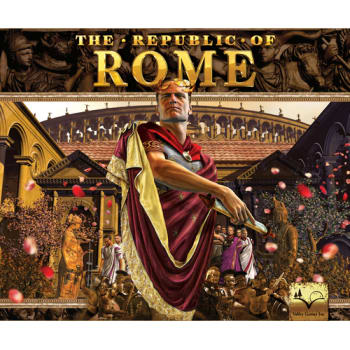 Republic of Rome Board Game