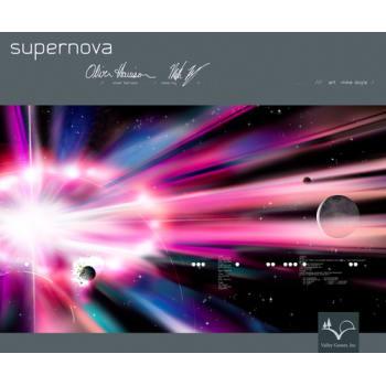 Supernova Board Game