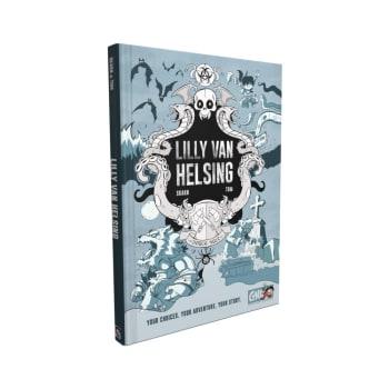 Graphic Novel Adventures: Lily Van Helsing