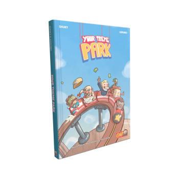 Graphic Novel Adventures: Your Theme Park