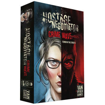 Hostage Negotiator: Crime Wave Expansion