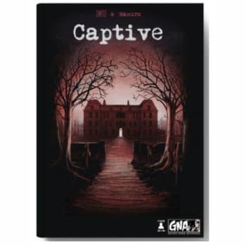 Graphic Novel Adventures: Captive