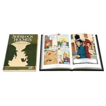 Graphic Novel Adventures: Sherlock Holmes - The Challenge of Irene Adler