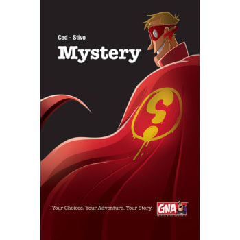 Graphic Novel Adventures: Mystery!