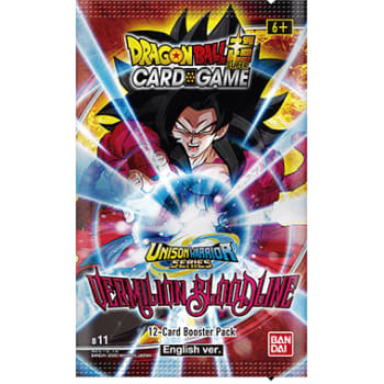 Dragon Ball Super TCG - Vermilion Bloodline - Booster Pack