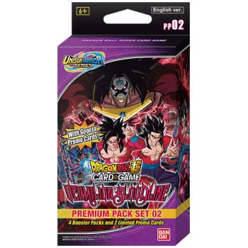 Dragon Ball Super TCG - Vermilion Bloodline - Premium Pack