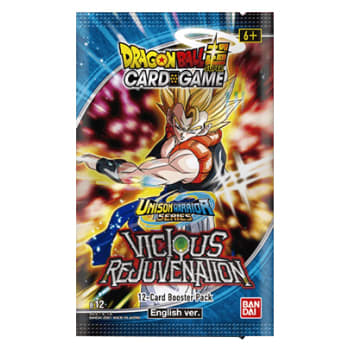 Dragon Ball Super TCG - Vicious Rejuvenation - Booster Pack