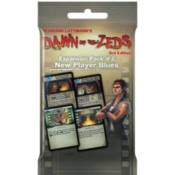 Dawn of the Zeds 3rd Edition: New Player Blues Expansion