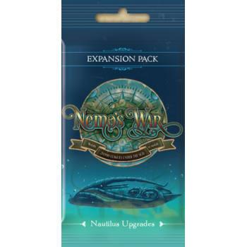 Nemo's War: Nautilus Upgrades Expansion Pack