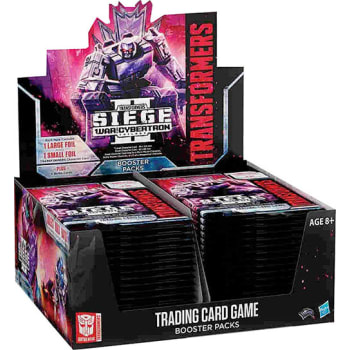 Transformers TCG: War for Cybertron Siege 2 - Booster Box (1)