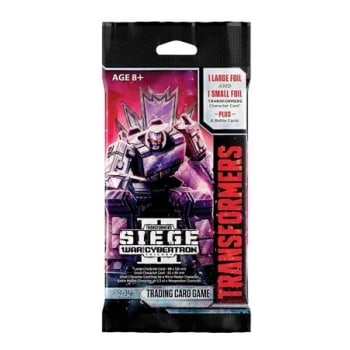 Transformers TCG: War for Cybertron Siege 2 - Booster Pack