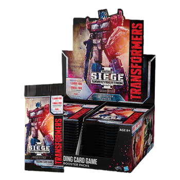 Transformers TCG: War for Cybertron Siege I - Booster Box (1)