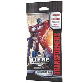 Transformers TCG: War for Cybertron Siege I - Booster Pack