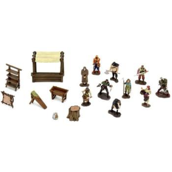WarLock Tiles: Accessory - Merchants