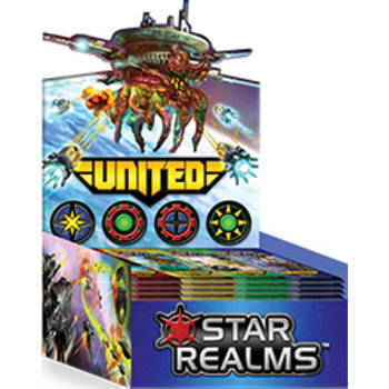 Star Realms: United 4 Pack Bundle