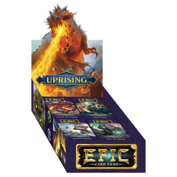 Epic Card Game: Uprising 4 Pack Bundle