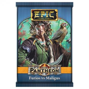 Epic Card Game: Pantheon - Furios vs Maligus