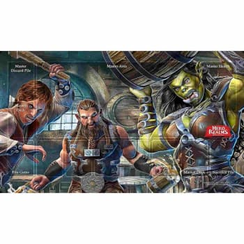 Hero Realms Campaign Playmat: Enthralled Regulars