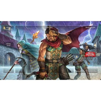 Hero Realms Campaign Playmat: Relentless Storm