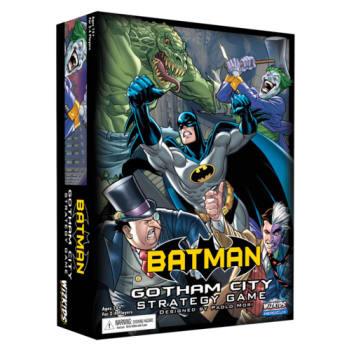 Batman: Gotham City Strategy Game