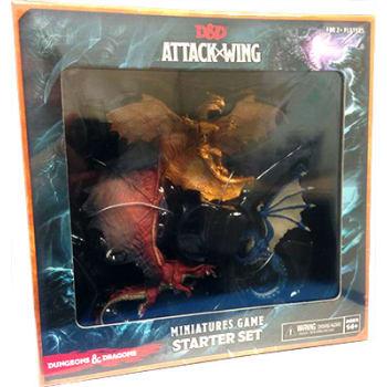 Dungeons & Dragons Attack Wing: Starter Set