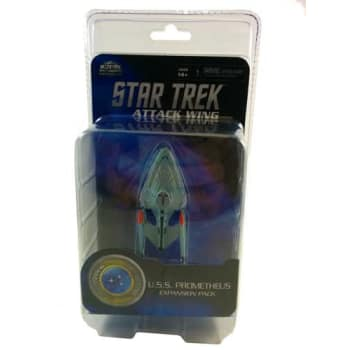 Star Trek Attack Wing: Federation U.S.S. Prometheus Expansion Pack
