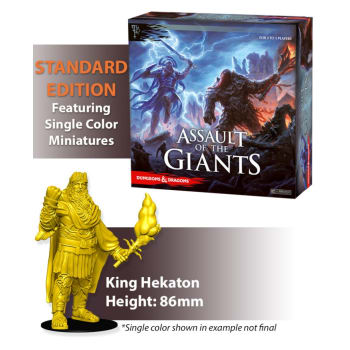 Assault of the Giants - Standard Edition