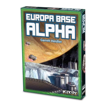 Europa Base Alpha