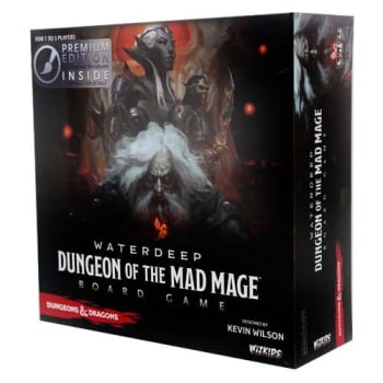 D&D - Waterdeep: Dungeon of the Mad Mage Premium Edition