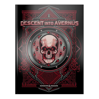 Dungeons & Dragons: Baldur's Gate: Descent Into Avernus Alternate Cover