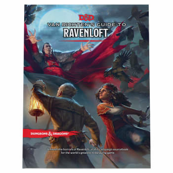 Dungeons & Dragons: Van Richten's Guide to Ravenloft (Fifth Edition)