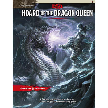 Dungeons & Dragons: Hoard of the Dragon Queen Adventure (Fifth Edition)