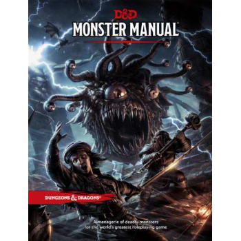 Dungeons & Dragons: Monster Manual (Fifth Edition)