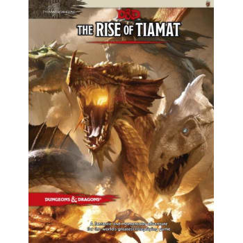 Dungeons & Dragons: The Rise of Tiamat (Fifth Edition)