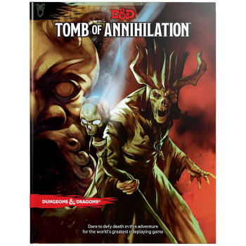 Dungeons & Dragons: Tomb of Annihilation (Fifth Edition)