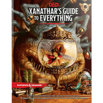 Dungeons & Dragons: Xanathars Guide to Everything (Fifth Edition)