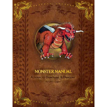 AD&D 1st Edition Premium Monster Manual