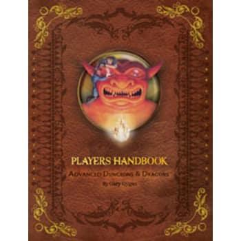 AD&D 1st Edition Premium Player's Handbook