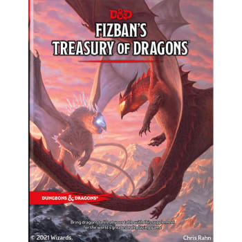Dungeons & Dragons: Fizban's Treasury of Dragons (Fifth Edition)