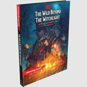 Dungeons & Dragons: Wild Beyond the Witchlight (Fifth Edition)