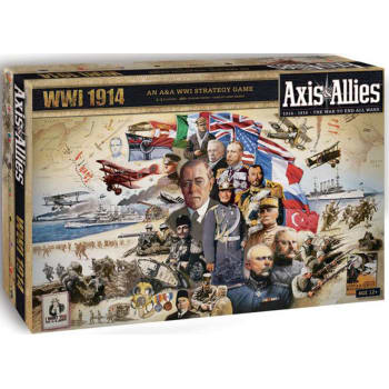 Axis and Allies: 1914