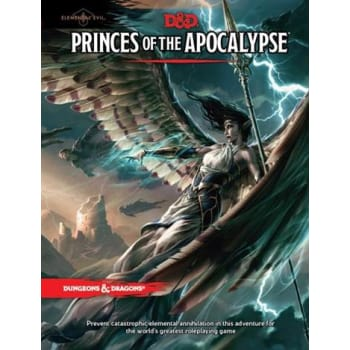 Dungeons & Dragons: Princes of the Apocalypse Adventure (Fifth Edition)