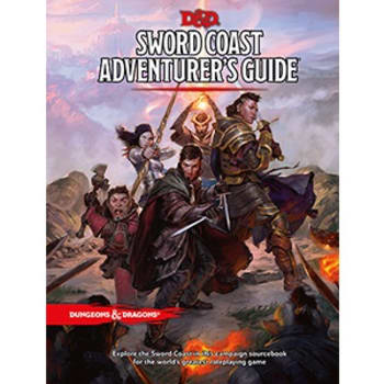 Dungeons & Dragons: Sword Coast Adventurer's Guide (Fifth Edition)