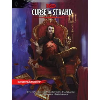 Dungeons & Dragons: Curse of Strahd Adventure (Fifth Edition)