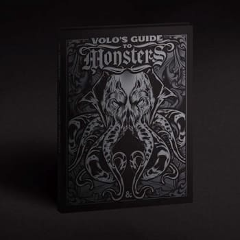 Dungeons & Dragons: Volo's Guide to Monsters (LE Cover) (Fifth Edition)